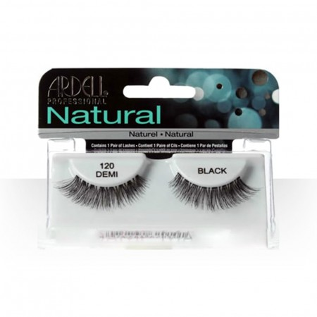 ARDELL  #120 DIMI BLACK FASHION LASHES