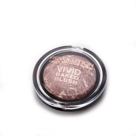 MUR บรัชออน Baked Blusher Hard Day
