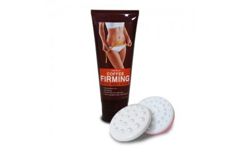 GT Firming coffee scrub ( Korea ) สครับกาแฟ 200 ml