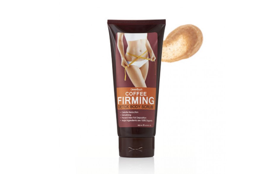 Greentouct coffee firming 200 ml.