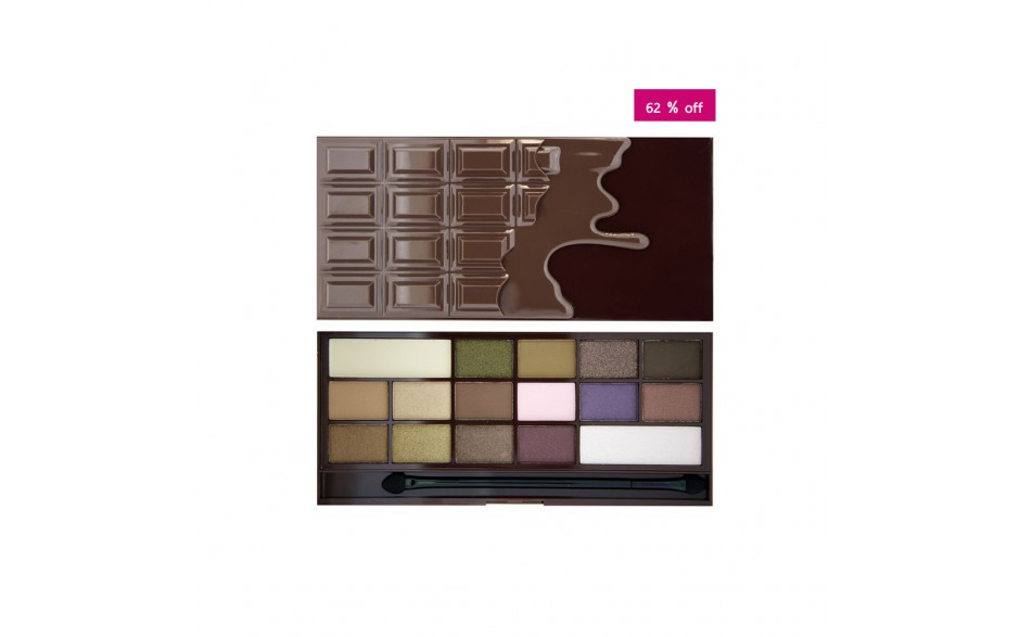 MUR อายแชโดว์ I love Makeup I Heart Chocolate