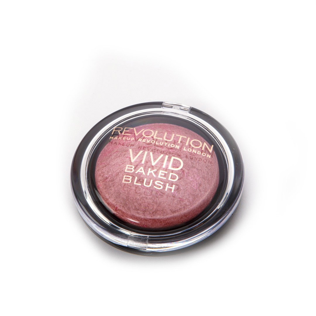 MUR บรัชออน Baked Blusher All I think about is you