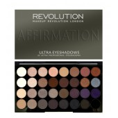 MUR อายแชโดว์ Ultra 32 Shade Eyeshadow Palette AFFIRMATION