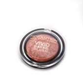 MUR บรัชออน Baked Blusher Make Love Instead