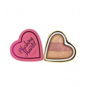 MUR บรัชออน&บรอนเซอร์ I love Makeup Blushing Hearts-Peachy Keen Heart Blusher