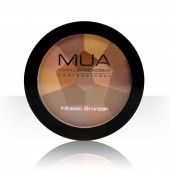 MUA บลัชออน Mosaic Bronzer Shade 1 Natural Glow