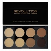 MUR คอนซีลเลอร์ Ultra Cover and Conceal Palette-Medium - Dark