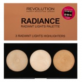 MUR ไฮไลท์ Highlighter Palette Radiance