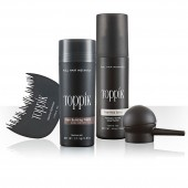 Toppik - Hair building fibers set (Dark brow)